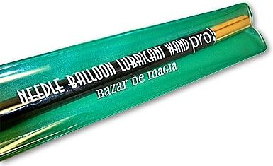Needle Balloon Lubricant Wand Brass Tips - magic