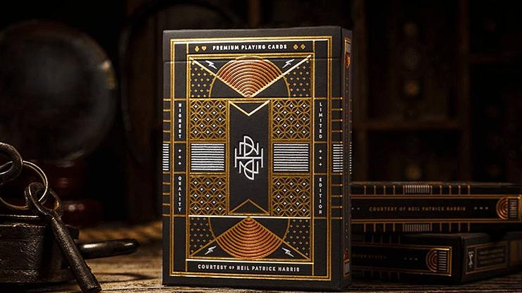 Neil Patrick Harris NPH Playing Cards - magic