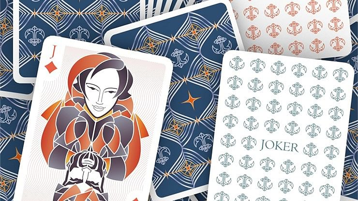 NEO:WAVE Classic Playing cards