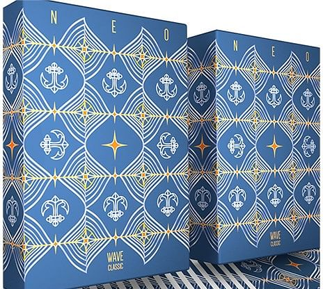 NEO:WAVE Classic Playing cards - magic