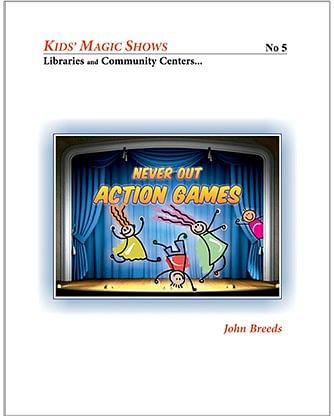 Never Out Action Games - magic