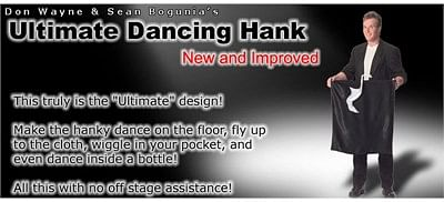New Version Ultimate Dancing Hank - magic
