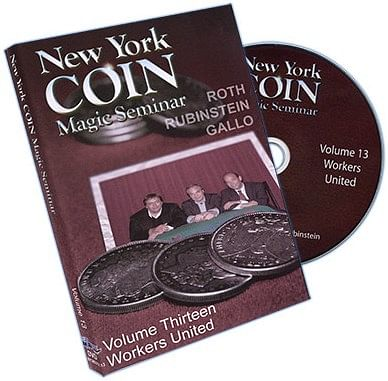 New York Coin Seminar Volume 13: Workers United - magic