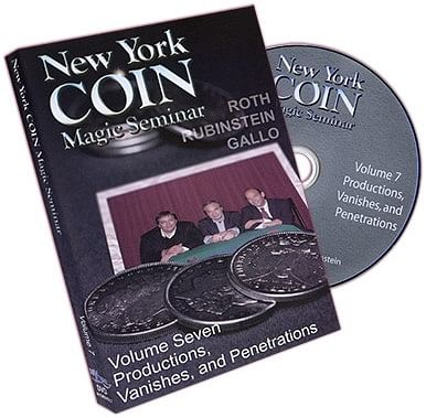 New York Coin Seminar Volume 7: Productions