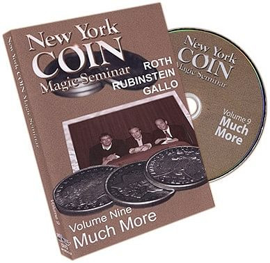 New York Coin Seminar Volume 9: Much More