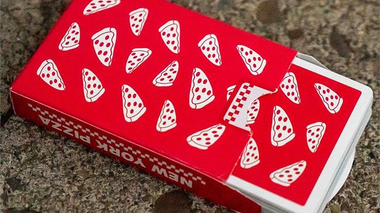 New York Pizza Playing Cards Decks