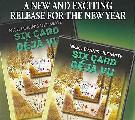 Nick Lewin's Six Card Déjà Vu