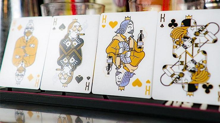 Nightclub Playing Cards