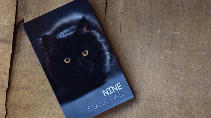 Nine Black Cats - magic