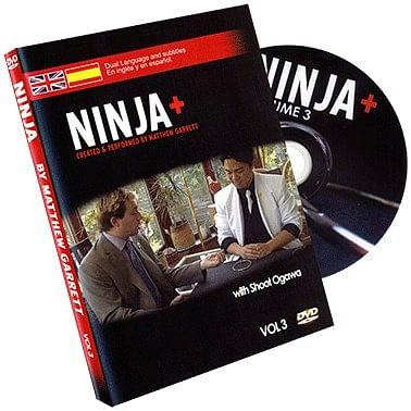 Ninja + Volume 3 - magic