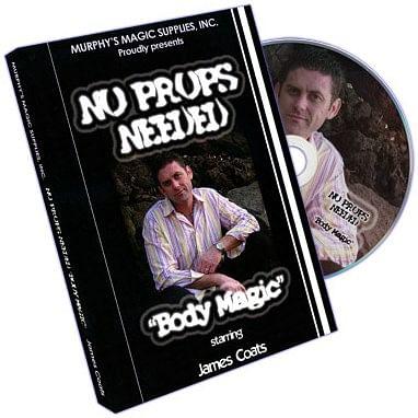 No Props Needed - magic