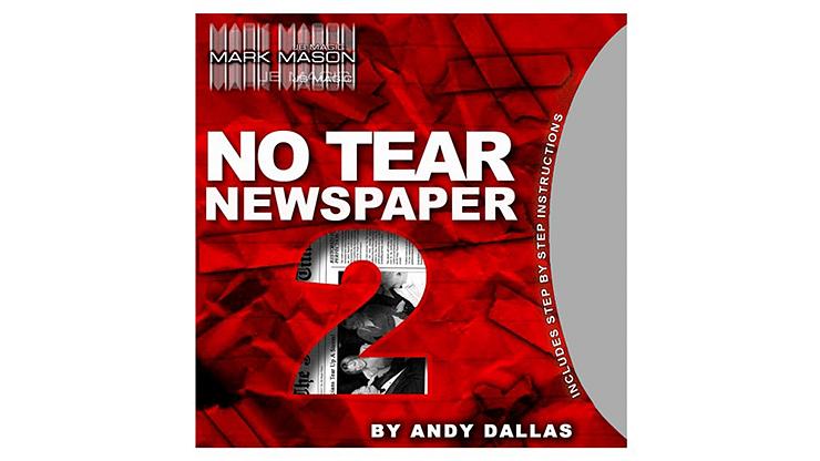 No Tear Newspaper 2 - magic