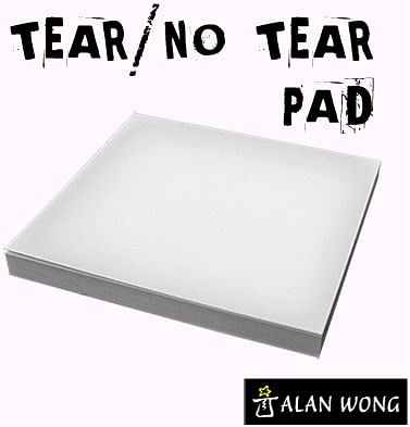 No Tear Pad - magic