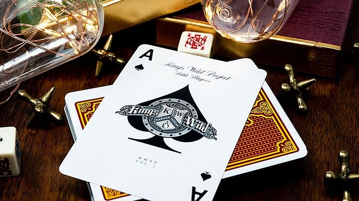 No.13 Table Players Edition Playing Cards