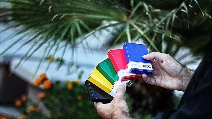 NOC Original Playing Cards (USPCC Printed)