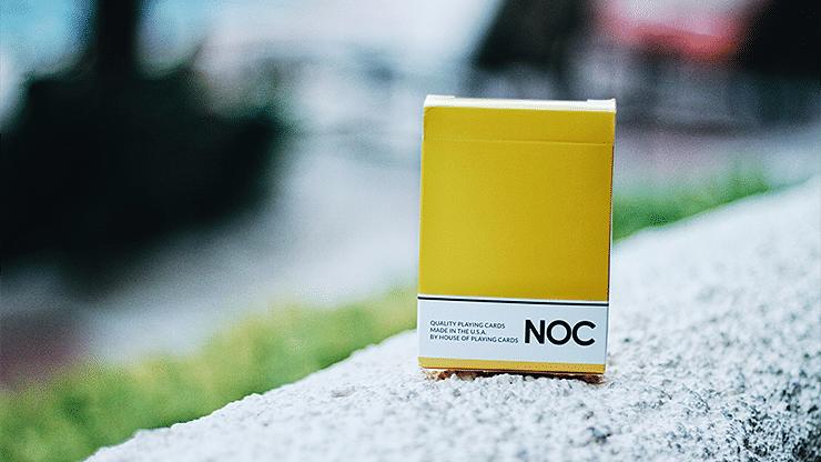 NOC Original Playing Cards (USPCC Printed) - magic