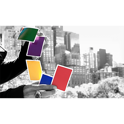 NOC V3S Deck (Purple) - magic