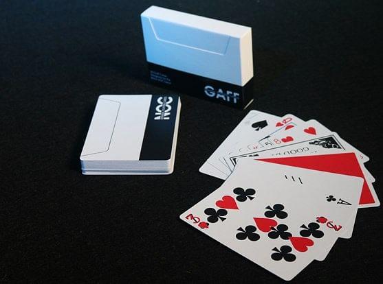NOC V3S Gaff Deck (Black) - magic