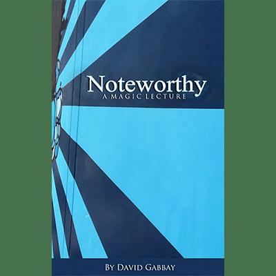 Noteworthy - magic
