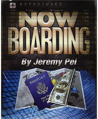 Now Boarding - magic
