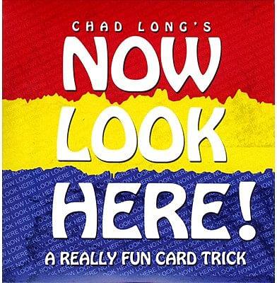 Now Look Here - magic