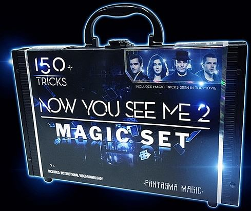 Now You See Me 2 Magic Set - magic