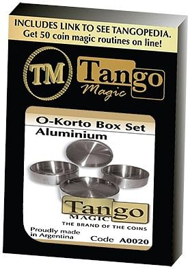O-Korto Box Set Aluminum - magic