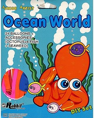 Ocean World Balloon Kit - magic