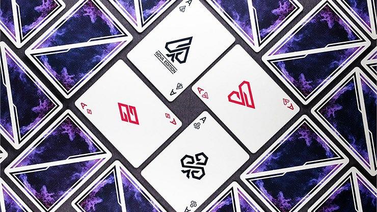 Odyssey Nova Edition Playing Cards