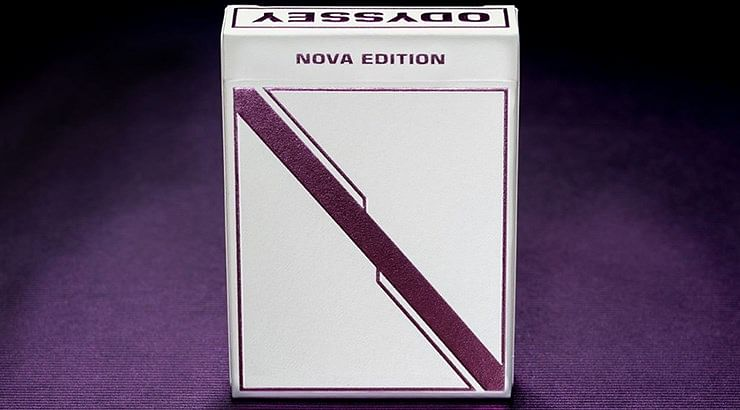 Odyssey Nova Edition Playing Cards - magic