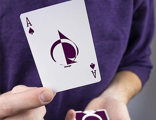 Omega Playing Cards