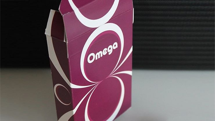 Omega Playing Cards - magic