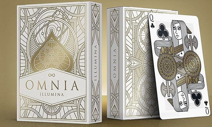 Omnia Illumina Deck - magic