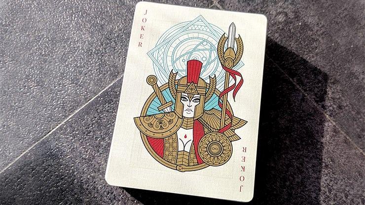Omnia Perduta Playing Cards