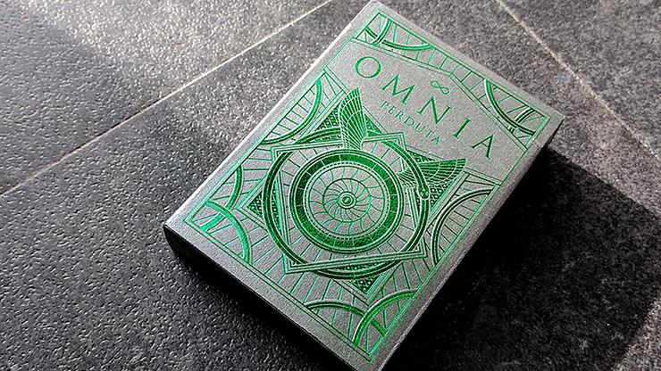 Omnia Perduta Playing Cards - magic