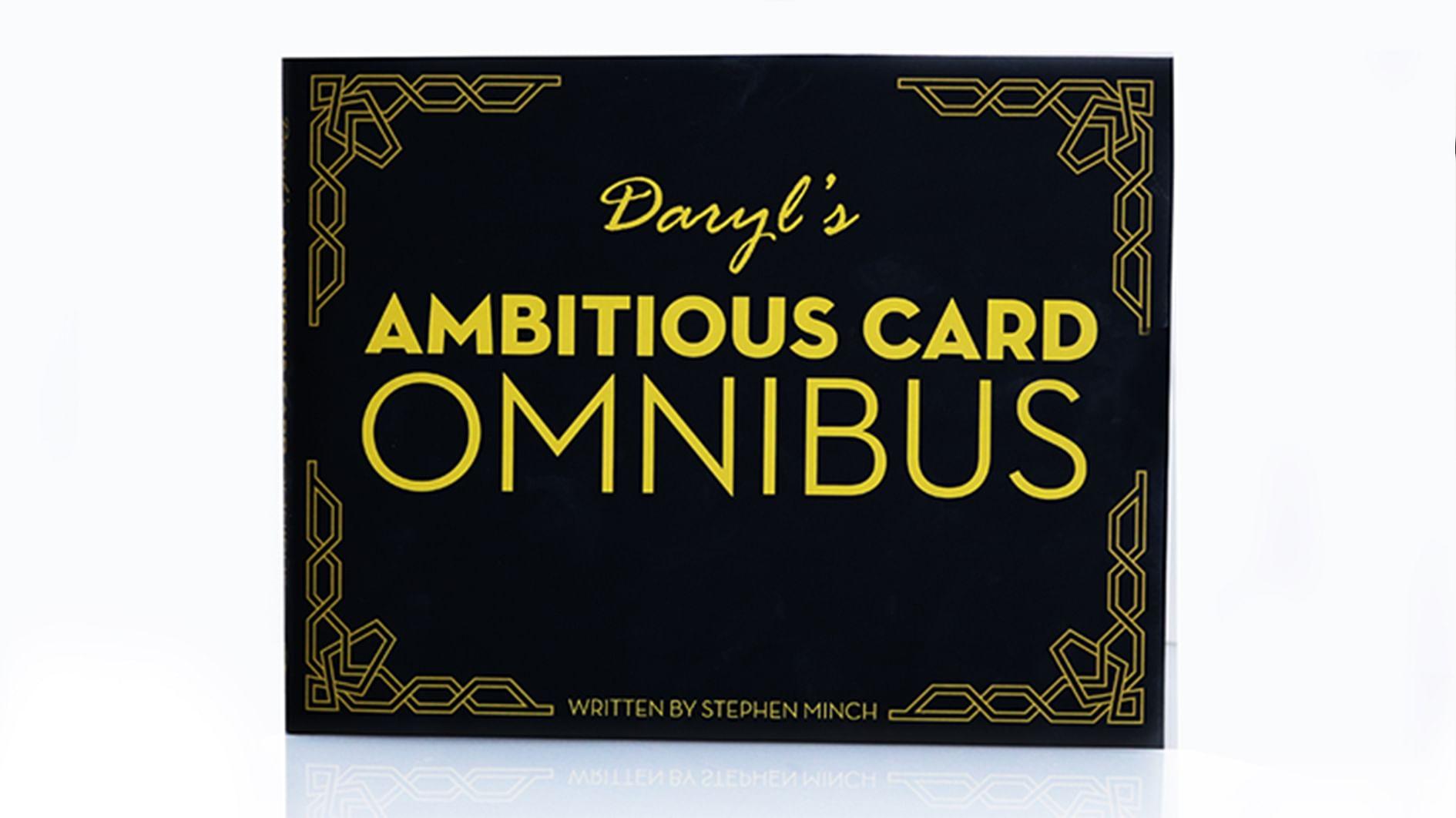 Ambitious Card Omnibus - magic