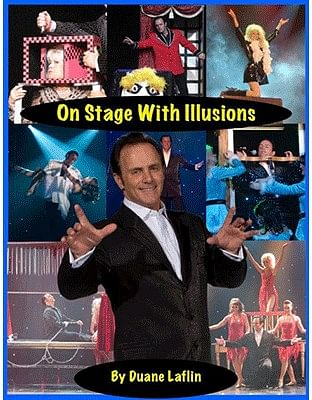 On Stage With Illusions - magic