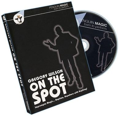On The Spot - magic