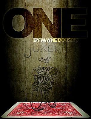 ONE by Wayne Dobson - magic