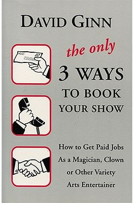 Only 3 Ways To Book Your Show - magic