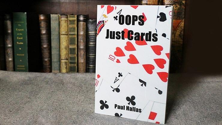 O.O.P.S. Just Cards - magic