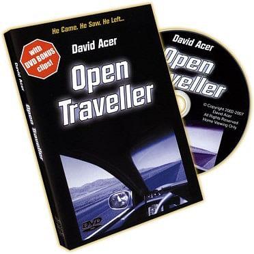 Open Traveller - magic