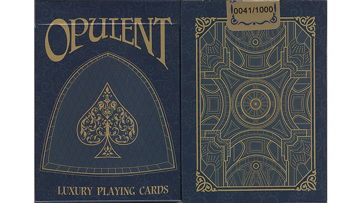 Opulent Luxury Playing Cards - magic