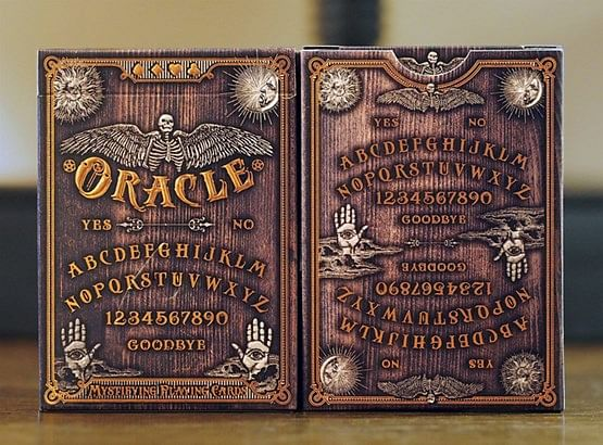 Oracle Playing Cards - magic