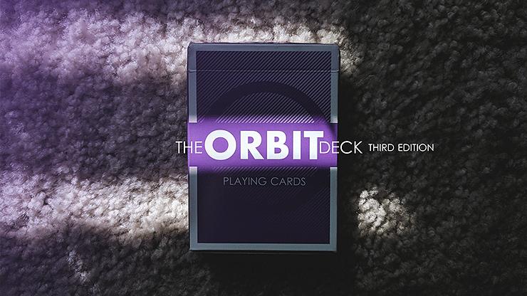 Orbit V3 Playing Cards - magic