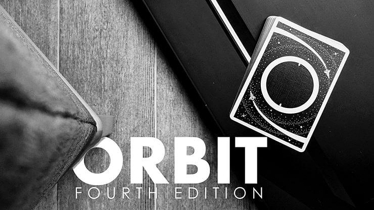 Orbit V4 Playing Cards