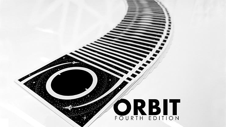 Orbit V4 Playing Cards - magic