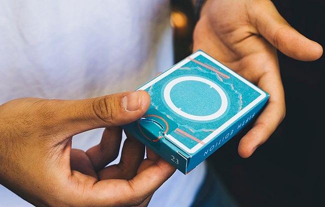 Orbit V5 Playing Cards