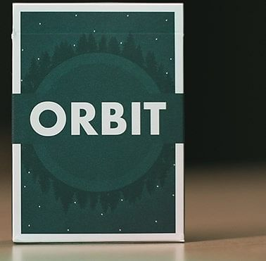 Orbit V6 Playing Cards