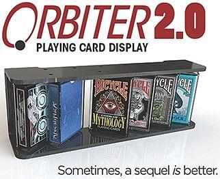 Orbiter 2.0 Playing Card Display - magic